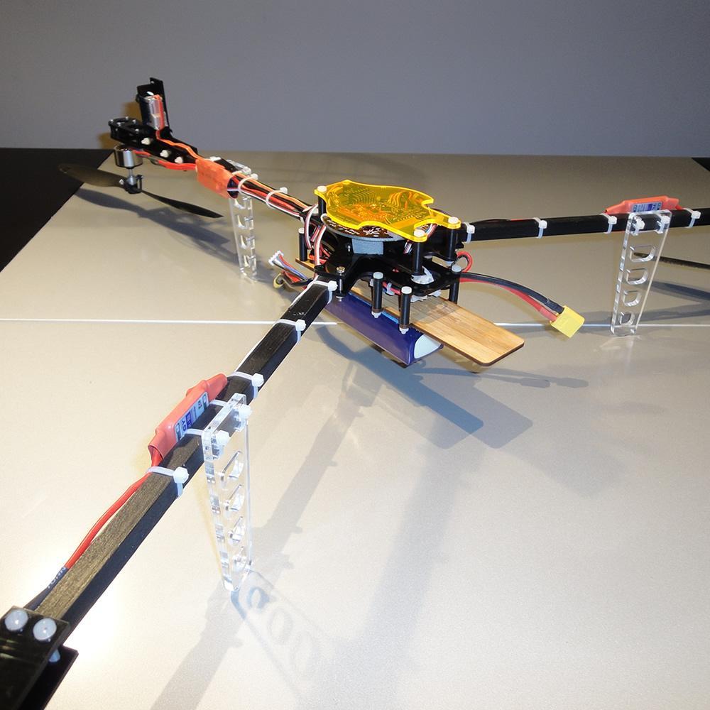 Pro Tricopter Delrin Kit v1.2