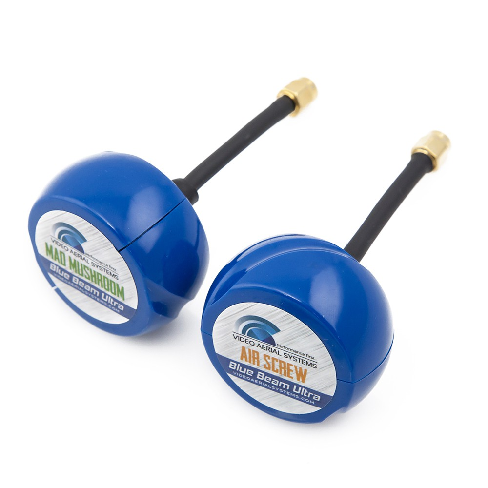 IBCrazy 5.8 GHz Bluebeam Ultra Antenna Set
