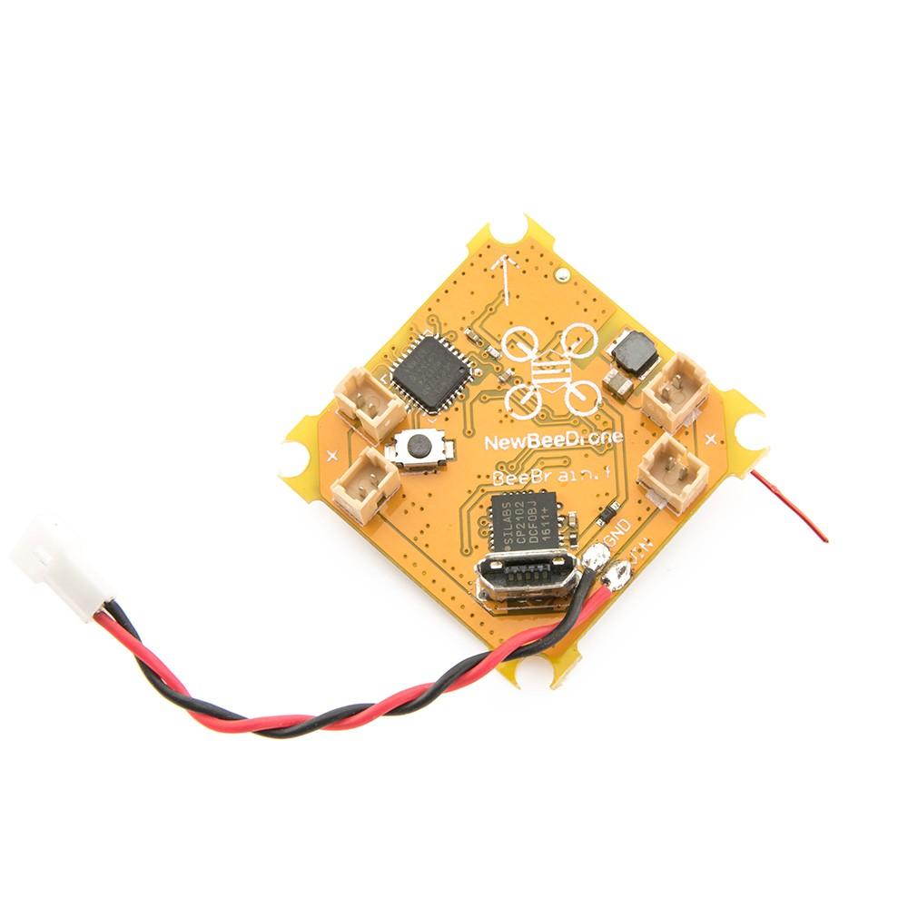 BeeBrain v.1 - Micro Brushed Flight Controller (DSMX Spektrum)