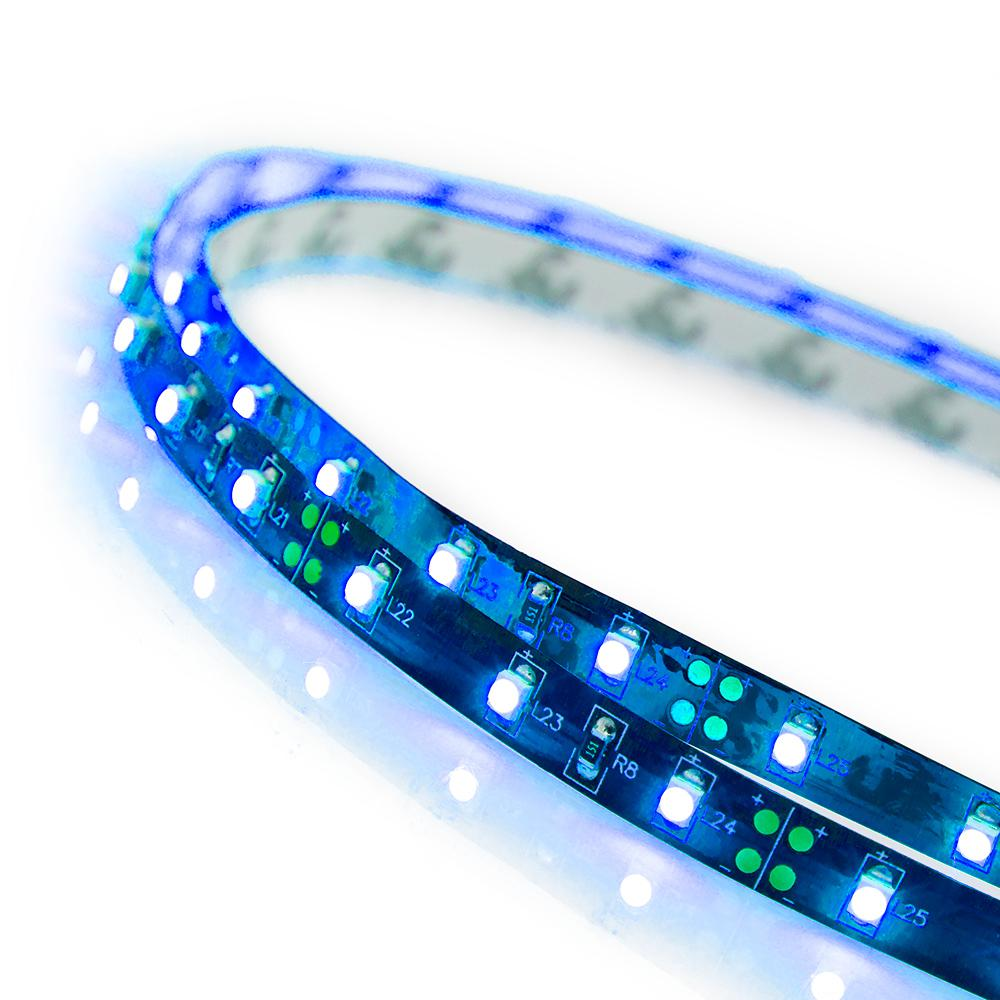 Blue LED Strip w/ Adhesive Back (1M)