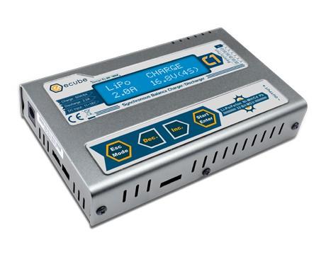 ev peak c1 50w 6amp nimh and lipo battery balance charger. Black Bedroom Furniture Sets. Home Design Ideas