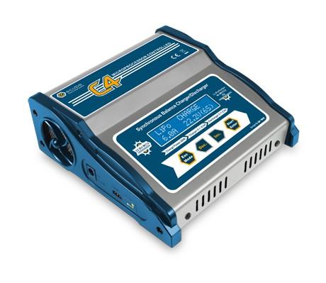 EV-Peak C4 80W 8Amp NiMH / LiPO Battery Balance Charger