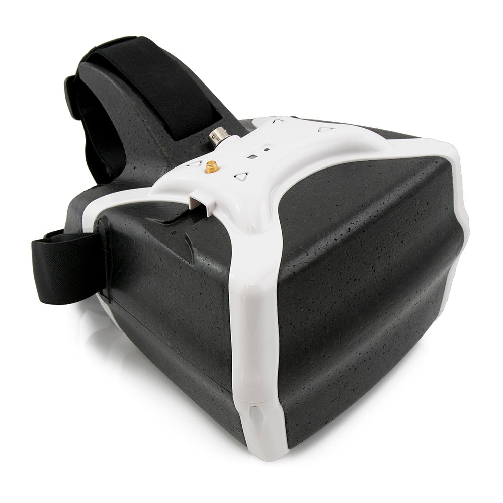 HeadPlay HD FPV Headset w/ 40ch 5.8GHz Raceband Receiver (discontinued)