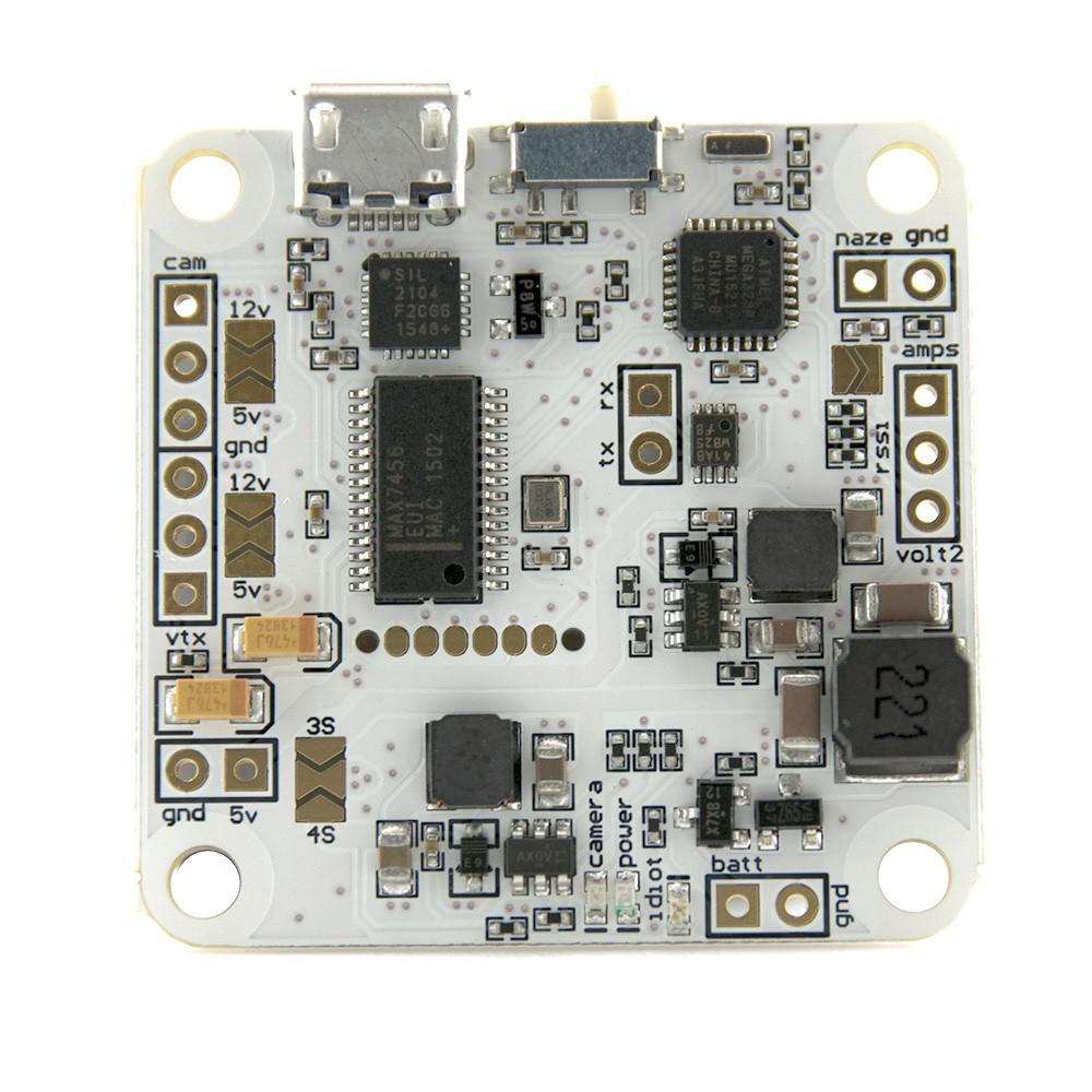OSDoge 1 1/2 OSD for the Naze32