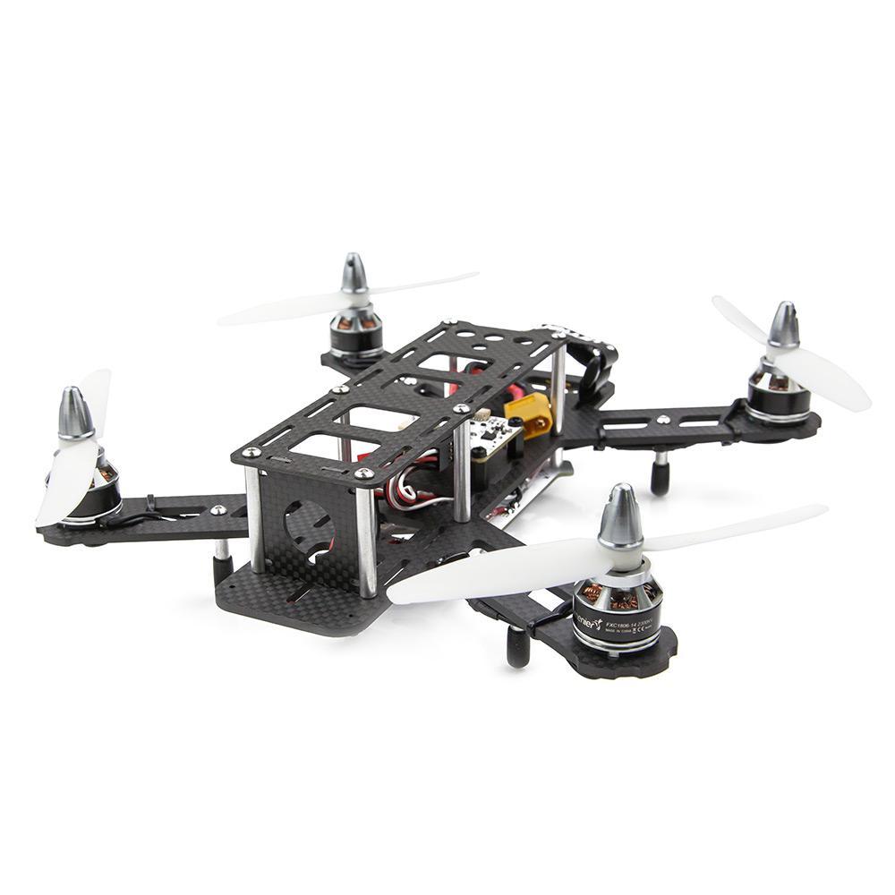 The Qav250 Mini Fpv Quadcopter Rtf Carbon Fiber Edition