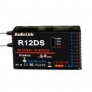 Radiolink R12DS 10-CH 2.4GHz DSSS & FHSS Receiver