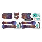 QAV-SKITZO Dark Matter Sticker Set - Pelican