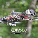 Ready To Fly QAV500 (RTF)