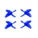 Rakon Blade Inductrix 31mm 4 Blade Propeller (Blue)