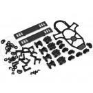 Vortex Plastic Crash Kit - Black