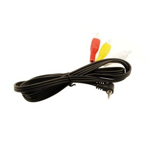 Fat Shark General Headset A/V Cable