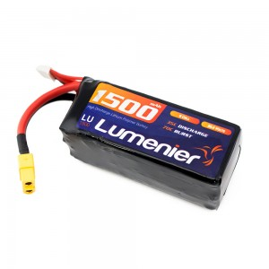 Lumenier 1500mAh 6s 35c Lipo Battery