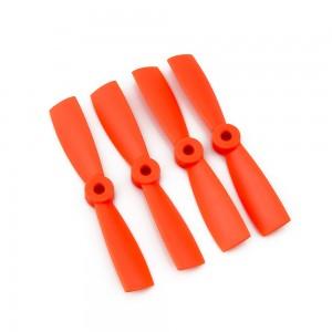 DAL 4x4.5 Bullnose Propeller (Set of 4 - Orange)
