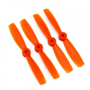 DAL 5x4.5 Bullnose Propeller (Set of 4 - Orange)