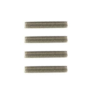 M3x17 Screw, Thread only (no screw head, set of 4)