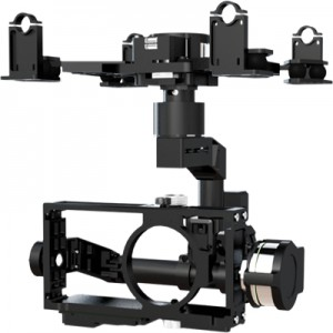 DJI Zenmuse Z15-BMPCC Gimbal for the Blackmagic Pocket Cinema Camera