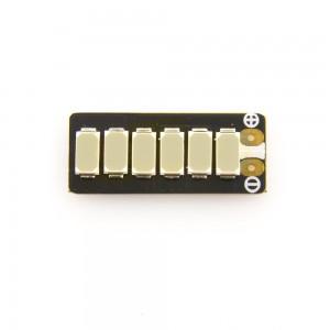 DIATONE 601 5730 Flash-Bang 6  LED 12V Board