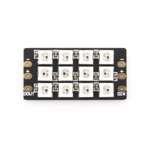 DIATONE SW403 2812 Full Switchable Color Flash Bang 12 LED Board