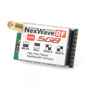 Fat Shark 5.8GHZ 5G8RX 32ch Race Band Receiver Module for Dominators