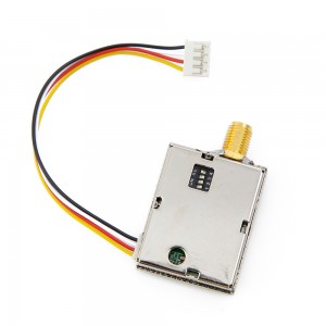 1258, 1280, 1320, 1360MHz Mini 200mW Transmitter w/ SMA (Ex-US)