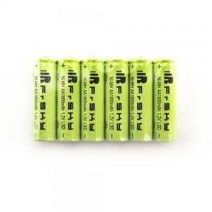 FrSky AA Rechargeable 1800mAh LSD NiMH Battery for Taranis Q X7 (Pack of 6)