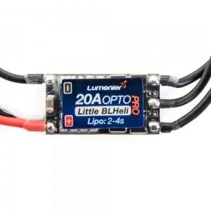 Lumenier 20A OPTO Little BLHeli Pro ESC (2-4s)