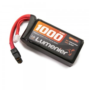 Lumenier Graphene 1000mAh 4s 80c Lipo Battery