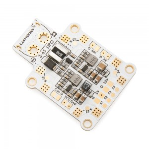 Lumenier 4Power + Plus PDB (5v/10v Reg, 184A Curr.)