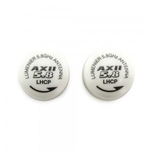 Lumenier AXII Replacement Caps (LHCP) (2pcs)