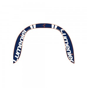 Lumenier Race Gate Replacement Fabric (Medium)