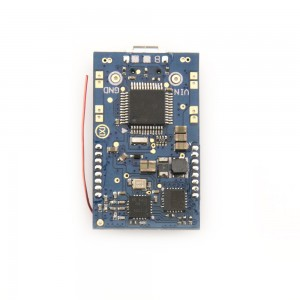 OverSky Scisky Micro F3 Brushed Flight Control built-in RX option, FrSky