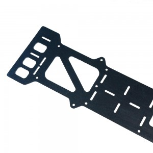 "QAV500 V1 ""Clean Frame"" Base Plate"