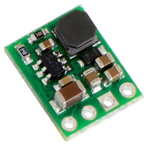 5V Step-Down Voltage Regulator