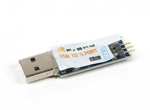 FrSky USB to S.Port Adapter
