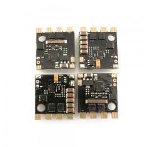 Cicada BLHeli_S 20A 4-in-1 2-4s Modular ESC