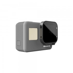 Polar Pro HERO5, Venture Filter, GoPro (Set of 3) - Black
