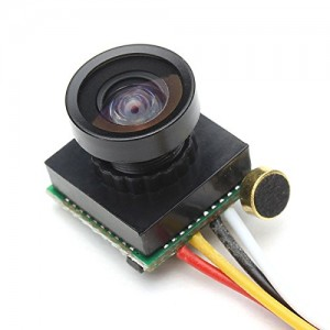 Diatone 600TVL 120° Mini Camera Black