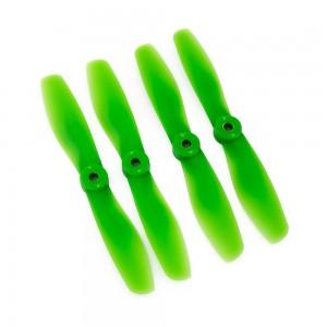 Gemfan 5x4.6 Bullnose Glass Fiber Propeller (Set of 4 - Green)