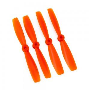 DAL 6x4.5 Bullnose Propeller (Set of 4 - Orange)