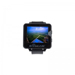 "Boscam FPV Wearable Watch 2.6"" Monitor w/ 32CH 5.8GHz Receiver"