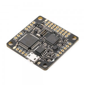 BrainFPV RE1 F4 Flight Controller w/ OSD