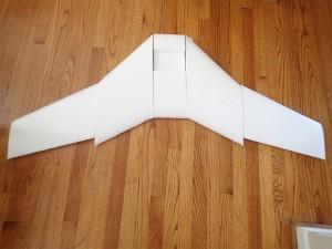 Chimera Flying Wing - Basic Kit