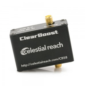 ClearBoost Enhanced 5.8GHz Video Reception