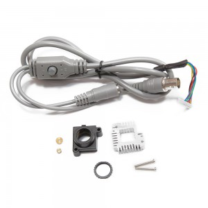 Lens Mount OSD Cable & Heat Sink Accessories for Lumenier CU-690 Ultra