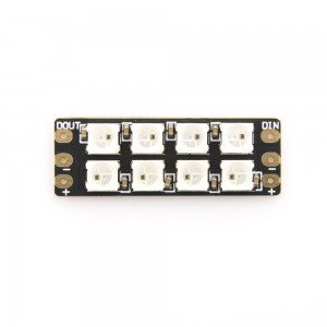 DIATONE SW402 2812 Full Switchable Color Flash Bang 8 LED Board