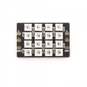 DIATONE SW404 2812 Full Switchable Color Flash Bang 12 LED Board