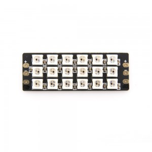 DIATONE SW603 2812 Full Switchable Color Flash Bang 18 LED Board