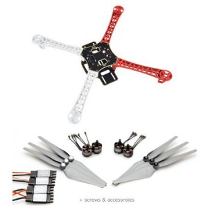 DJI Flamewheel F450 ARF Kit