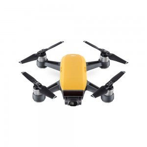 DJI Spark Quadcopter (Sunrise Yellow)