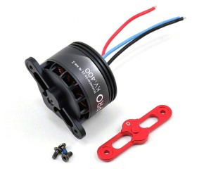 DJI S900 Spare Motor With Red Prop Cover